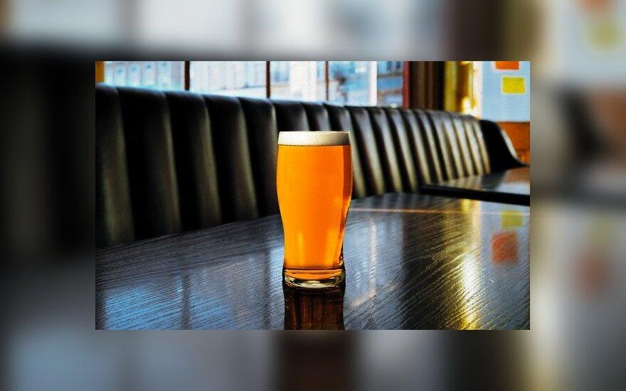 Sunerimo dėl alaus daryklos uostamiestyje ateities