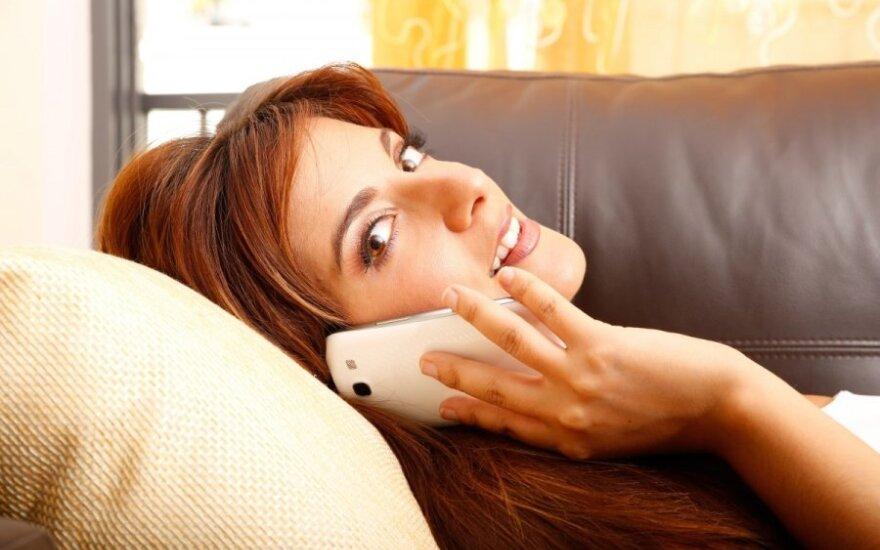 Lietuviai telefonu kalba pigiausiai visoje Europoje