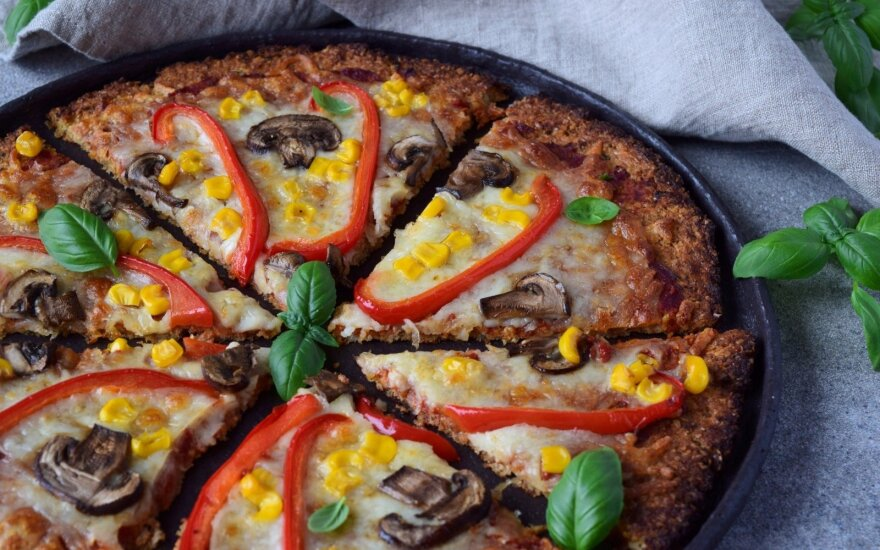Sveika pica? Tai įmanoma!
