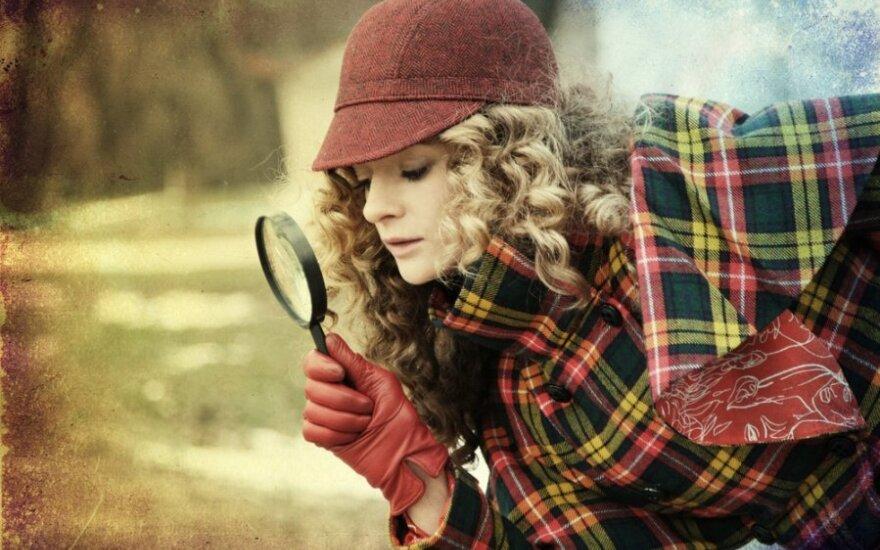 10 žymiausių visų laikų detektyvinių knygų herojų