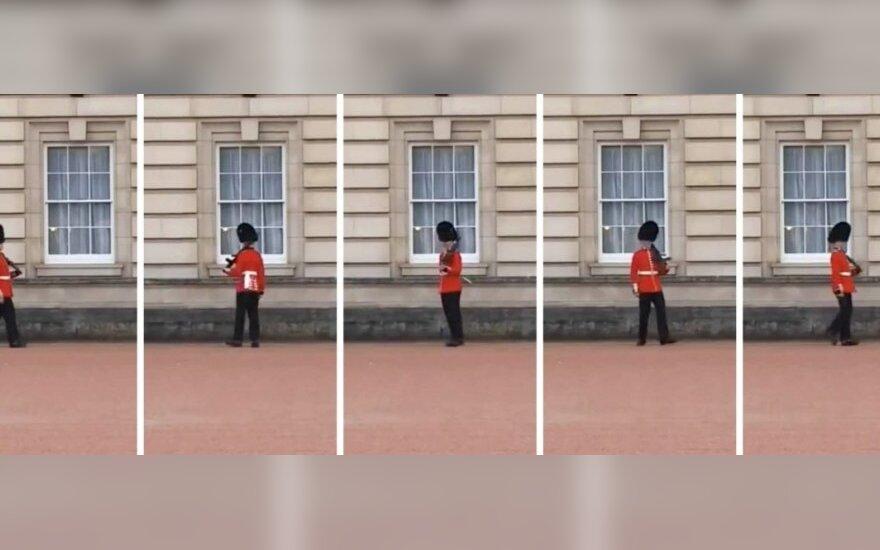 Anglijos karalienės sargyba
