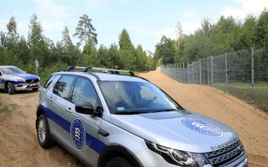 """""""Frontex"""" vadovas prabilo apie daugybę pažeidimų: klausimas, ar Lietuvos sienos apsaugos įstatymai atitinka ES teisę"""