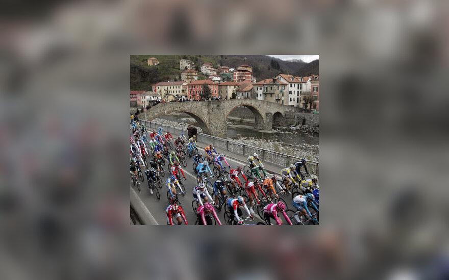 Dviratininkų lenktynės Milanas - San Remo
