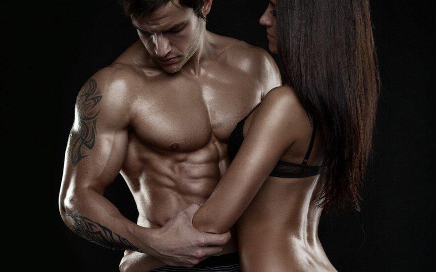 Seksologas: aktyvi fizinė veikla – geresnių poros santykių garantas