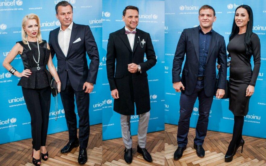Natalija ir Sigitas Martinavičiai, Žilvinas Grigaitis, Aleksandras Kazakevičius, Greta Lebedeva