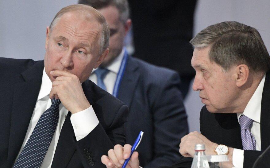 Vladimiras Putinas, Jurijus Ušakovas