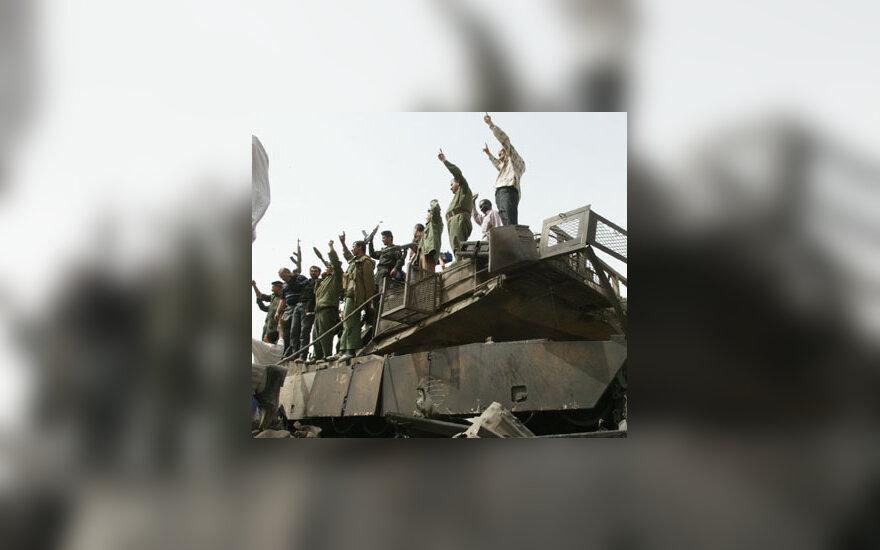 Ginkluoti irakiečiai