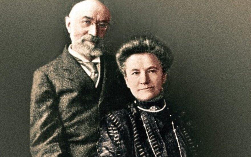 Ida ir Izidorius Strausai