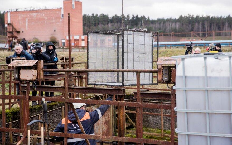 """Aplinkos apsaugos departamentas skyrė 7,5 mln. eurų baudą """"Vilniaus vandenims"""""""