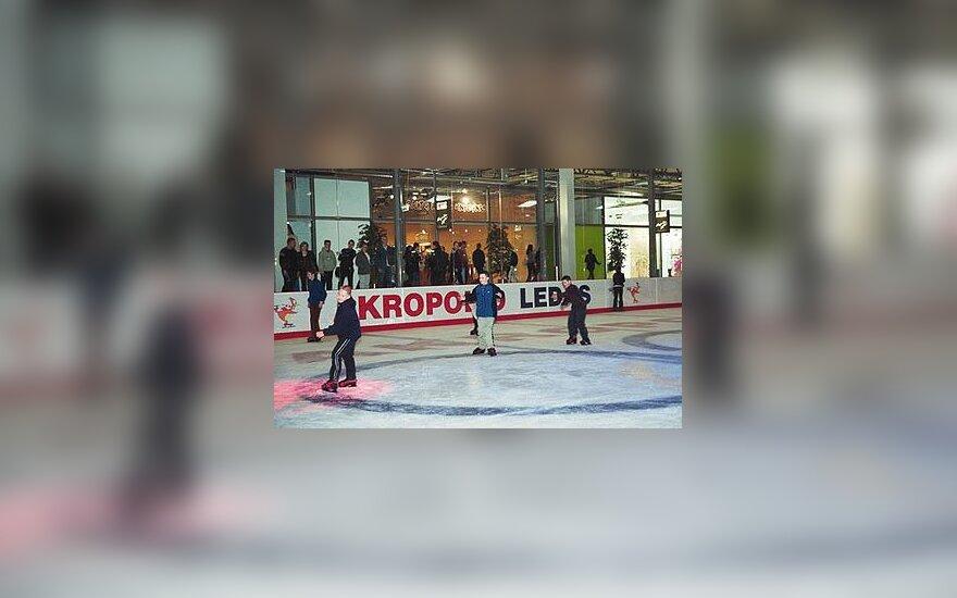 """Akropolio"" ledo arena"