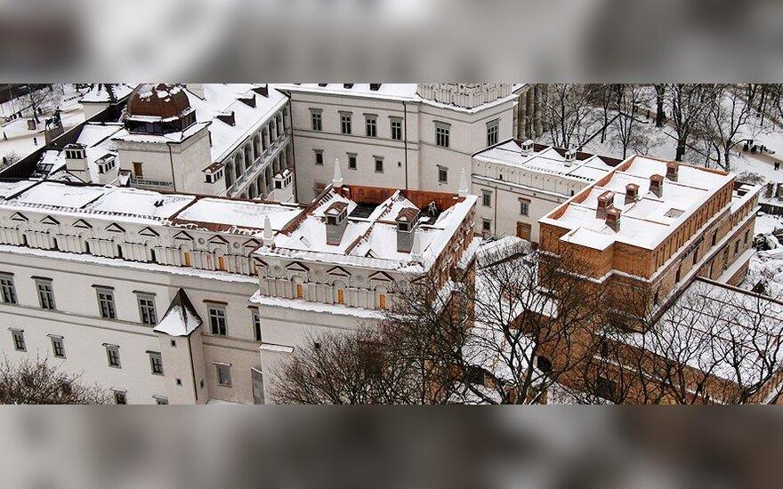 Vyriausybė vėl svarstys Valdovų rūmų atkūrimo svarbą valstybei