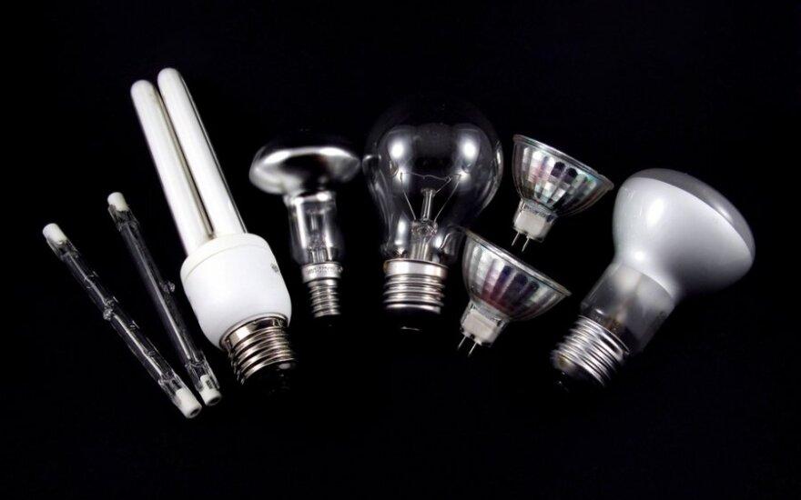 Kol kas rinkoje dar galime rasti visų tipų elektros lempučių - ką pasirinkti?