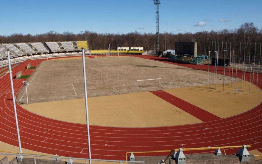 Pasiruošimas S.Dariaus ir S.Girėno stadiono rekonstrukcijai Kaune vyksta pagal planą