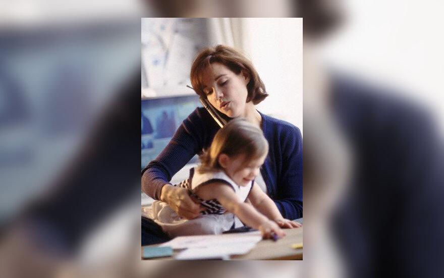 Motina ir vaikas, karjera
