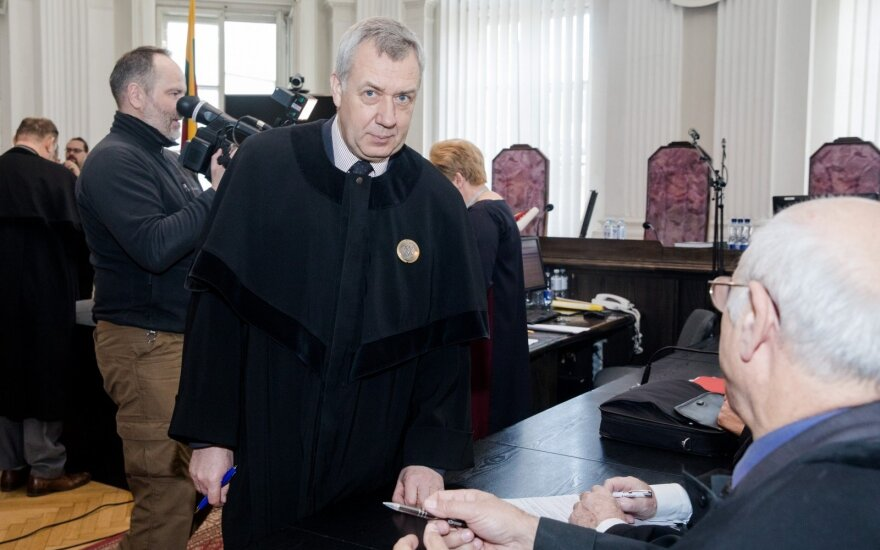 Prosecutors, lawyers to appeal against January 13 case in Lithuania