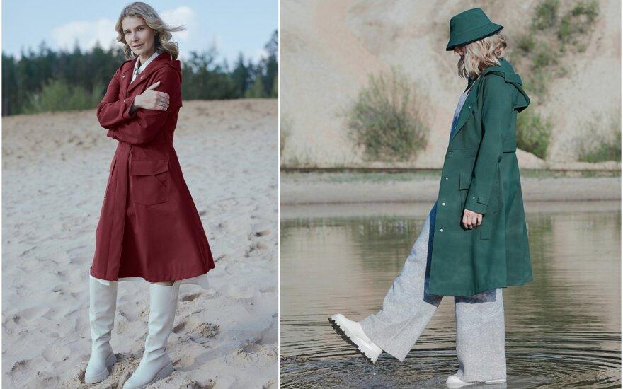 Ducktail Rainwear