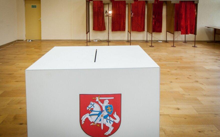 Radviliškio mero rinkimuose balsavo 9,45 proc. rinkėjų