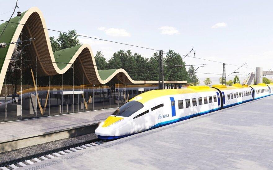 """Rail Baltica"" koncepcija"