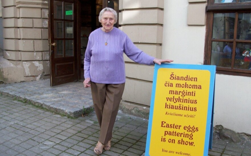 Tautodailininkė Marija Banikonienė