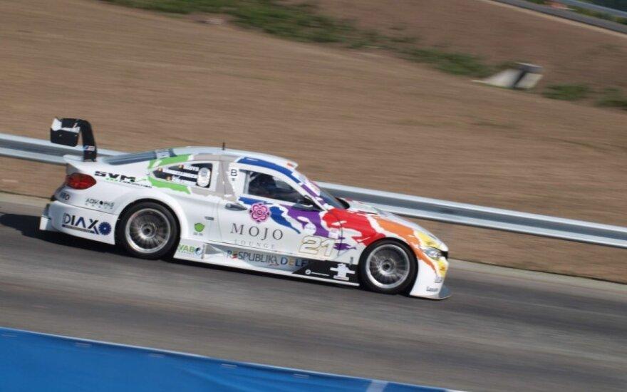 Mojo Lounge Racing by JR Motorsport komanda