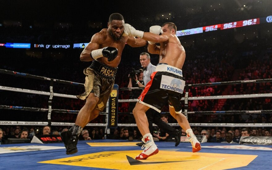 Profesionalų boksas