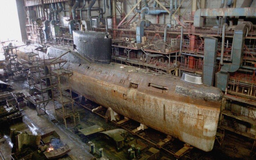 Sovietų povandeninis laivas K-19