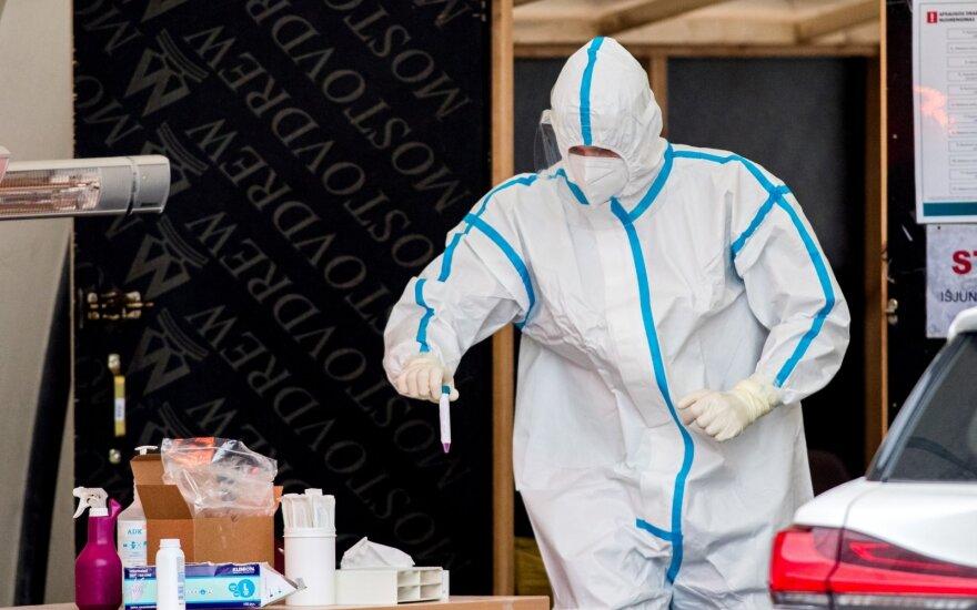 Lietuvoje nustatyti 1192 nauji koronaviruso atvejai, mirė dar 6 žmonės