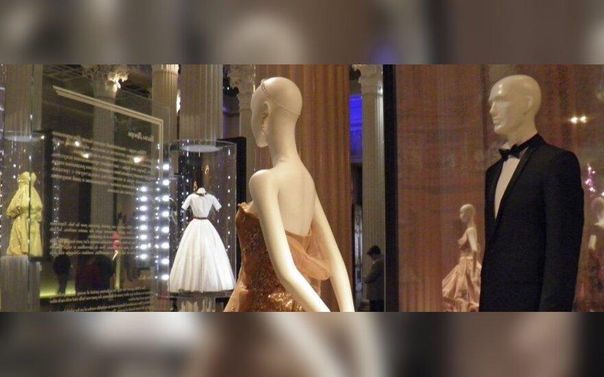 """Christian Dior"" paroda Maskvoje"