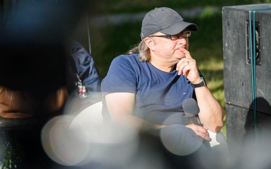 Arūnas Matelis, FOTO: E. Genys