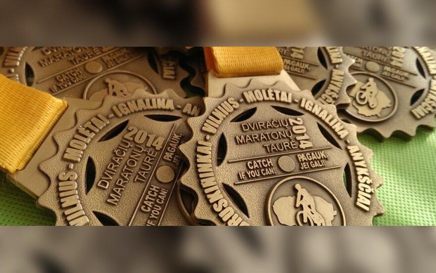 Sekmadienį paaiškės Lieuvos MTB dviračių maratonų taurės čempionas