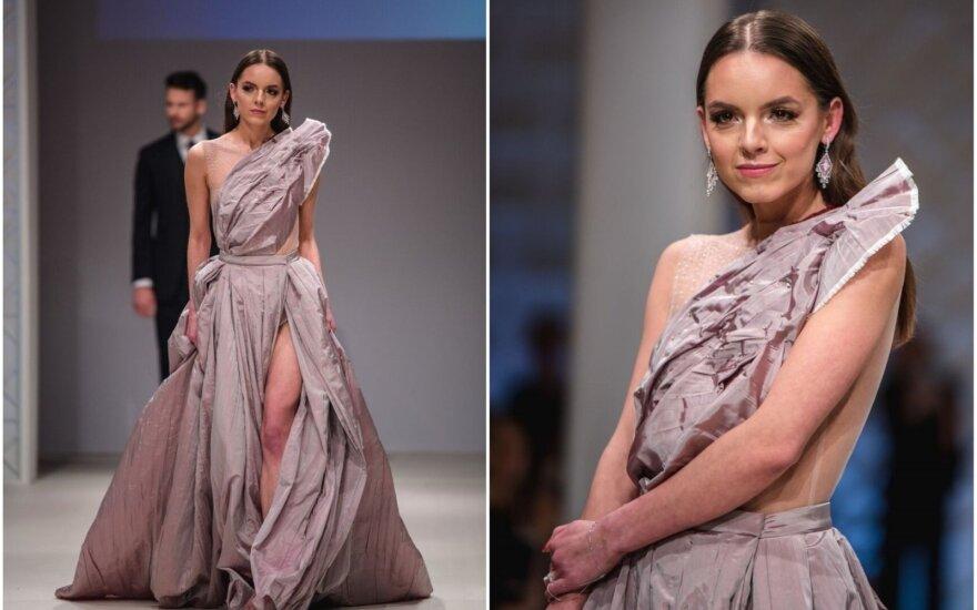 Roberto Kalinkino kurta suknelė