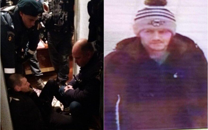 """Klaipėdos """"Akropolyje"""" nužudytas apsaugos darbuotojas, įtariamasis sulaikytas"""
