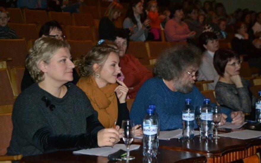 Plungėje baigėsi jaunųjų dainininkų festivalis - konkursas