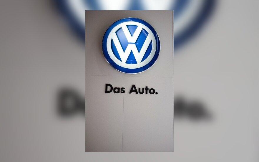 """Volkswagen AG"" pernai pardavė 6,29 mln. automobilių"