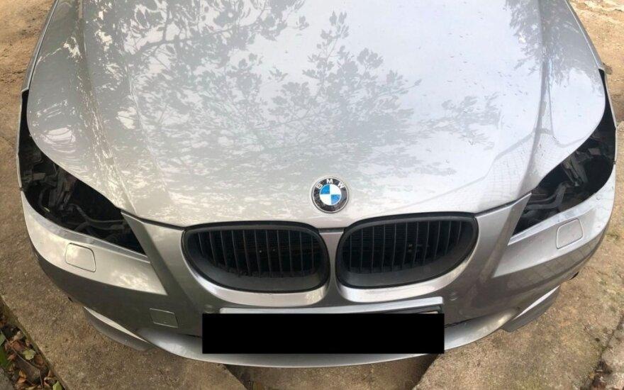 Kauniečiams BMW savininkams – neramios dienos