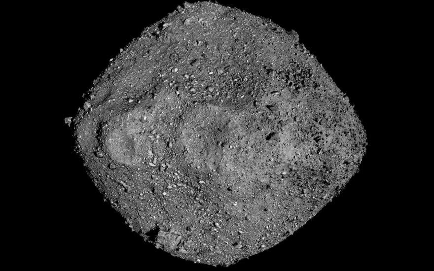 Bennu asteroidas