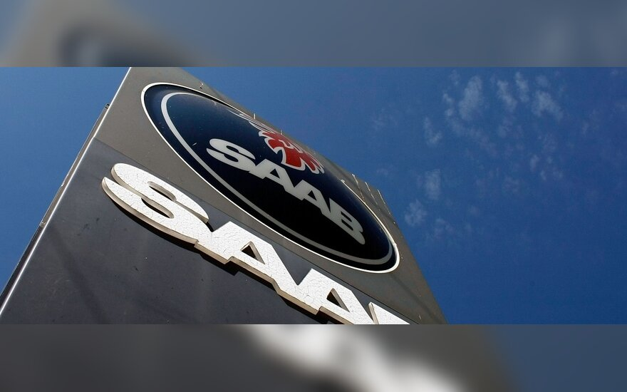 """""""Saab"""" skolos tiekėjams skaičiuojamos milijonais"""