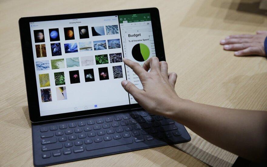 """iPad Pro"" planšetinis kompiuteris"