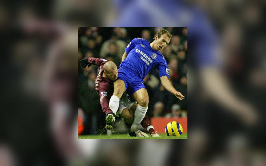 """Arjen Robben (""""Chelsea"""")"""