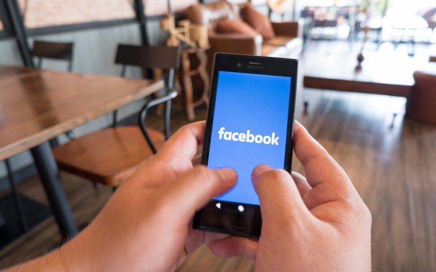 """""""Facebook"""" ir Lietuvoje ištrynė šimtus paskyrų, kurias slapta kontroliavo """"Sputnik"""" darbuotojai"""