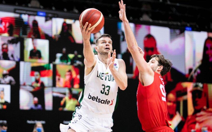 """Lietuva organizuos ir lemiamą Europos čempionato atrankos """"burbulą"""""""
