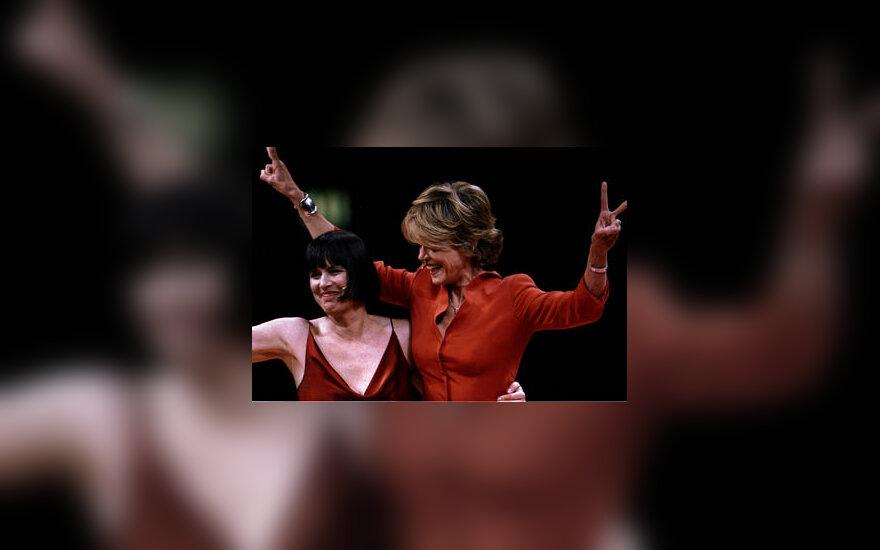 E.Ensler & J.Fonda