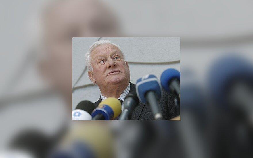 P.Gylys. Ar Algirdui Brazauskui reikėtų vėl eiti į prezidentus?