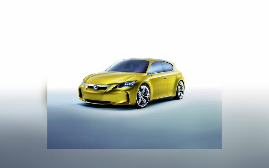 """""""Lexus LF-Ch"""" koncepcija"""
