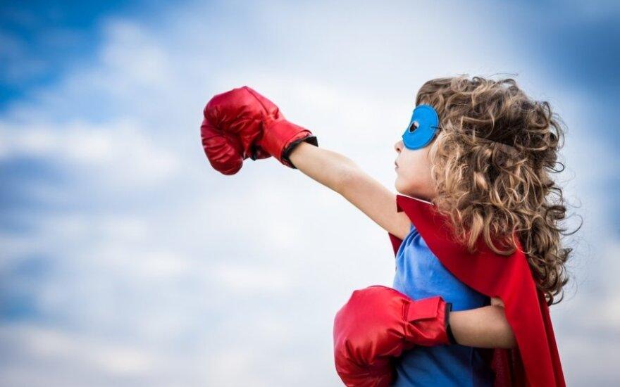 Kaip užauginti sėkmės lydimą vaiką?