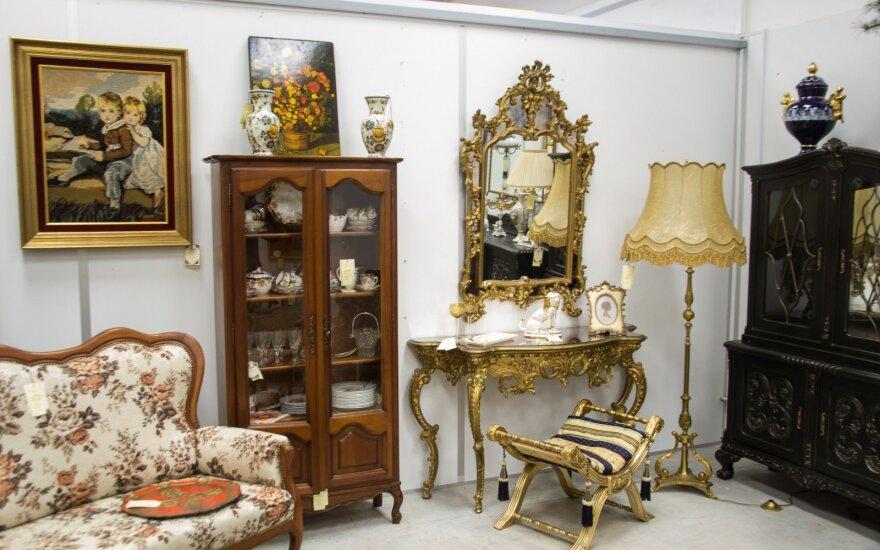 Kauniečių Stabingių klasikiniai baldai