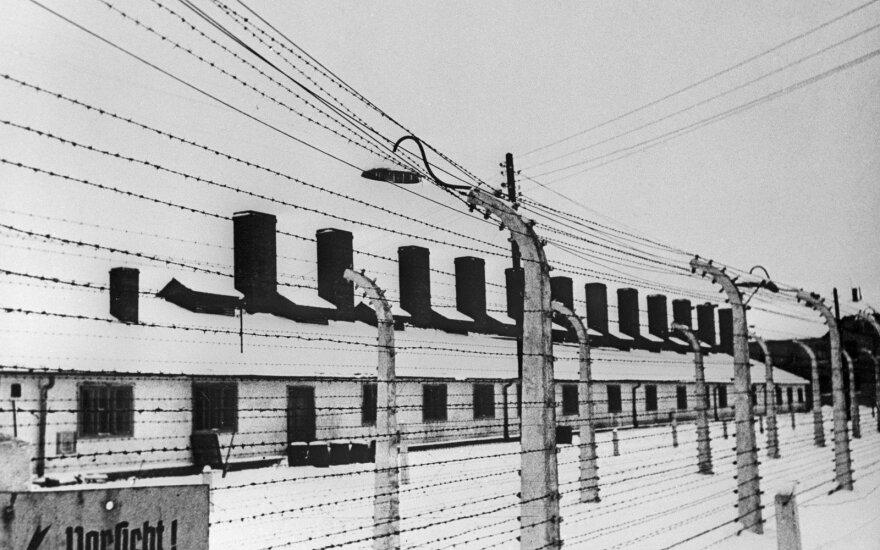 Planai įkurti dešrelių muziejų buvusioje nacių stovykloje kelia pasipiktinimą Vokietijoje