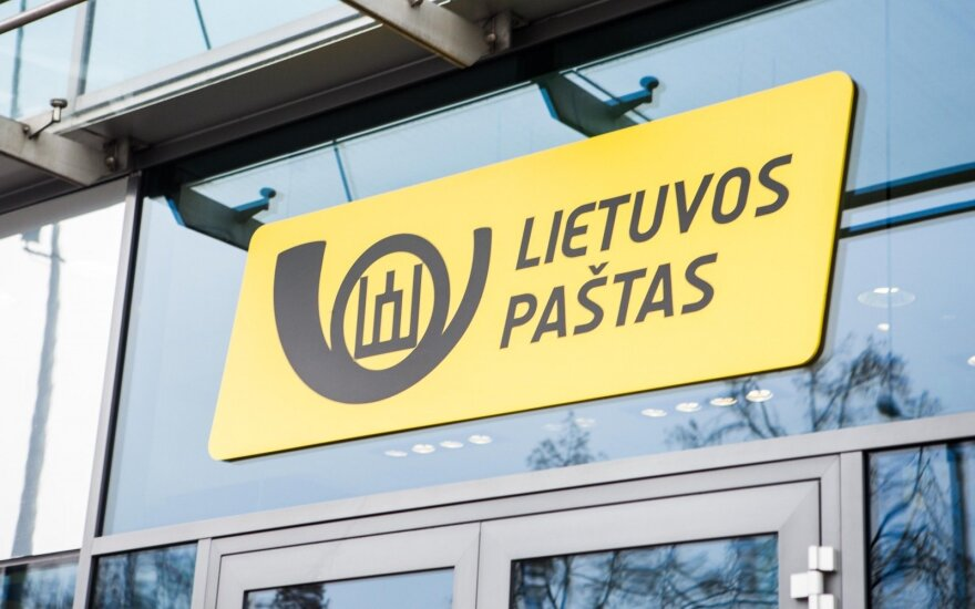 Lithuanian post