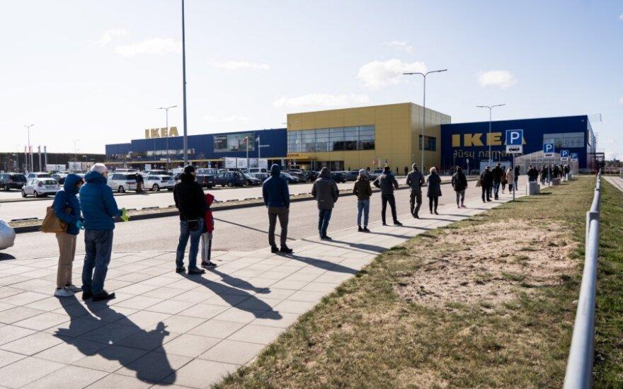 """""""Ikea"""" grąžins gautą paramą iš Lietuvos"""