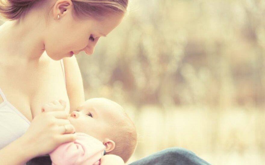 mama, žindymas, kūdikis, naujagimis, motinystė, mamos pienas, vaikas